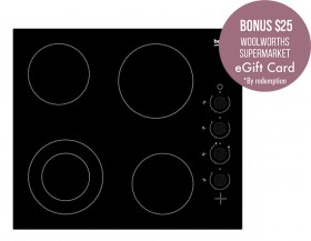 Beko-60cm-Vitroceramic-Cooktop on sale