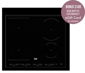 Beko-60cm-Induction-Cooktop on sale