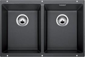 Blanco-Undermount-Double-Bowl-Sink on sale