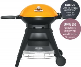 BeefEater-Big-Bugg-Portable-Amber-Gas-BBQ on sale