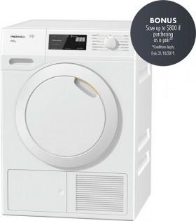 Miele-8kg-Heat-Pump-Dryer on sale