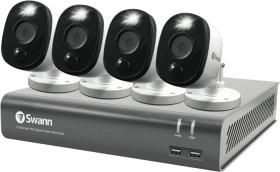 Swann-1TB-4-Camera-with-Spotlight-CCTV-System on sale