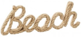 Ombre-Home-Weathered-Coastal-Beach-Rope-Typo on sale
