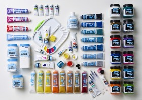 25-off-Derivan-Acrylic-Paints-Mediums on sale