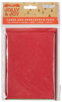 Jolly-Joy-DIY-C6-Craft-Card-Envelopes-6-Pack on sale