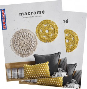 NEW-Macrame-Project-Book on sale