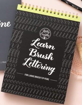 Kelly-Creates-Large-Brush-Workbook on sale