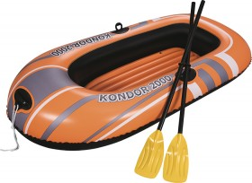 Bestway-Hydro-Force-Inflatable-Raft on sale