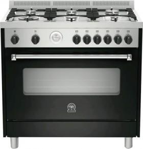 La-Germania-Americana-90cm-6-Gas-Burner on sale