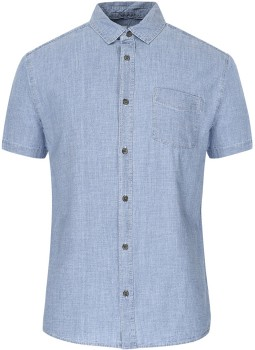 Mens-Chambray-Shirt on sale