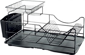 SmithNobel-Two-Tier-Wire-Dish-Rack on sale