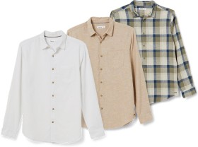 Allgood.-Linen-Blend-Shirts on sale
