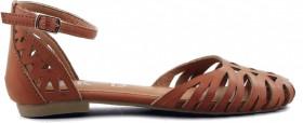 K-D-Kids-Sandals-Dark-Brown on sale