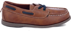 K-D-Kids-Casual-Shoes-Brown on sale