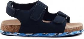 K-D-Kids-Sandals-Navy on sale