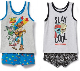 Kids-Character-Singlet-and-Trunk-Sets on sale