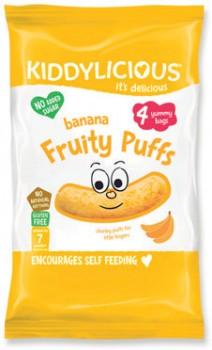 Kiddylicious-Banana-Puffs-4-Pack on sale