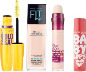 40-off-Selected-Maybelline-Products on sale