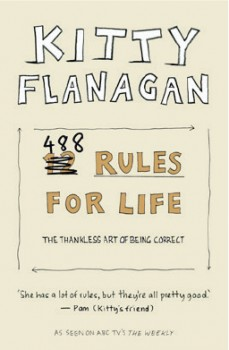 NEW-488-Rules-For-Life on sale