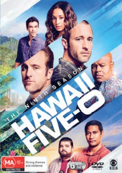 NEW-Hawaii-Five-O-The-Ninth-Season-DVD on sale