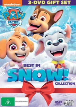 NEW-Paw-Patrol-Best-in-Snow-Collection-DVD on sale