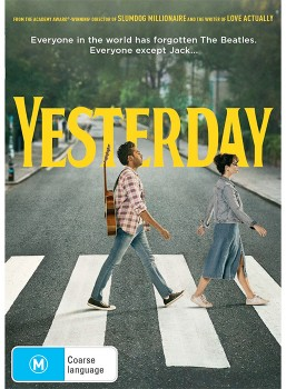 Yesterday-DVD on sale