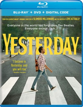 Yesterday-Blu-Ray on sale