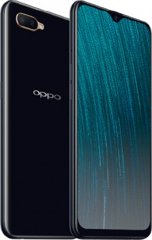 Optus-Oppo-AX5s-Black on sale
