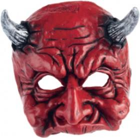 Halloween-Soft-Mask-Devil on sale