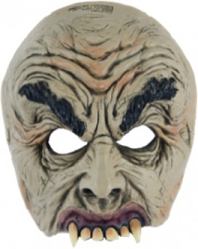 Halloween-Soft-Mask-Vampire on sale