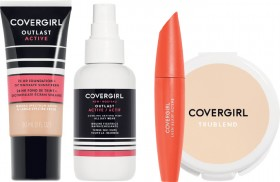 40-off-CoverGirl-Cosmetic-Range on sale
