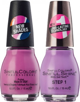 40-off-Sinful-Colors-Nail-Care-Range on sale