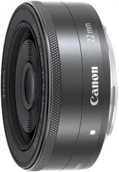 Canon-EF-M-22mm-f2-STM-Lens on sale