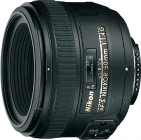 Nikon-Nikkor-AF-S-50mm-f1.4G-Lens on sale