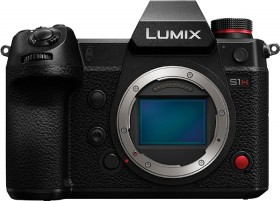 NEW-Panasonic-LUMIX-S1H-Body on sale