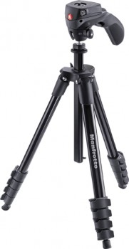 Manfrotto-Compact-Action-Tripod on sale