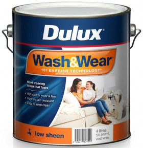 Dulux-Wash-Wear-4L on sale