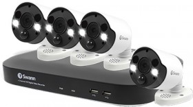Swann-4-Camera-Surveillance-System on sale