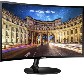 Samsung-24-FHD-Curved-4MS-Freesync-LED-Monitor on sale