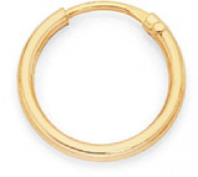 9ct-Gold-8mm-Nose-Ring on sale