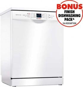 Bosch-Dishwasher-Series-4-White on sale