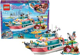 LEGO-Friends-Rescue-Mission-Boat-41381 on sale