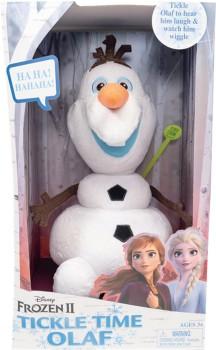 NEW-Disney-Frozen-II-Tickle-Time-Olaf on sale