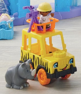 Fisher-Price-Little-People-Safari-Vehicle on sale