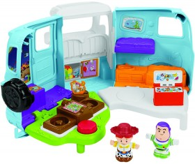 Fisher-Price-Little-People-Toy-Story-Camper on sale