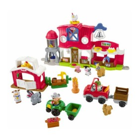 Fisher-Price-Little-People-Farm-Gift-Set on sale