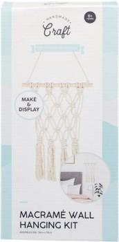 Handmade-Craft-Macram-Wall-Hanging-Kit on sale