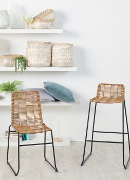 Seagrass-Storage-Rattan-Chairs on sale