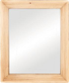 Rattan-Framed-Mirror on sale