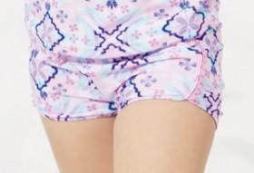 Wave-Zone-Printed-Swim-Shorts on sale